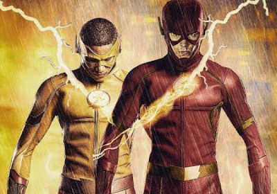 Flash & Kid Flash