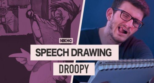 Droopy vu par Nikho