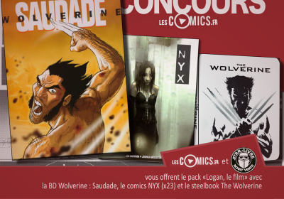 Wolverine, Logan & X23 dans un concours