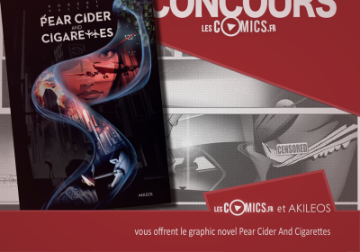 Akileos vous offre Pear Cider And Cigarettes
