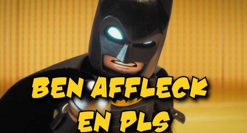 Batman ri jaune