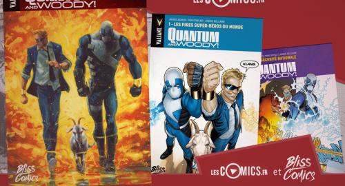 Gagnez Quantum & Woody 1 2 et 3