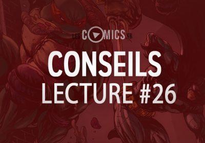 Conseil Lecture Comics 26