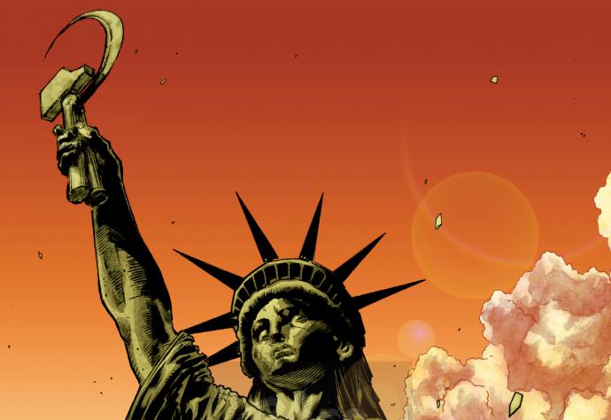 La Statue de la Liberté dans Divinity II