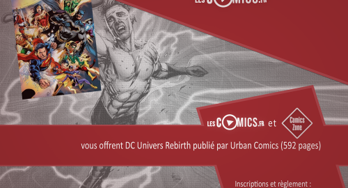 DC Universe Rebirth Urban Comics
