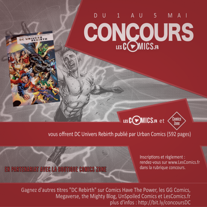 DC Universe Rebirth Urban Comics
