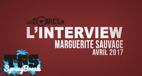Interview Marguerite Sauvage