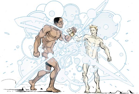 Quantum & Woody découvrent leurs pouvoirs
