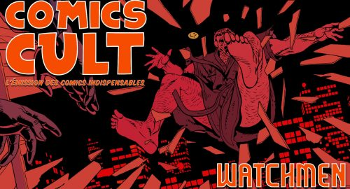 Comics Cult : Watchmen