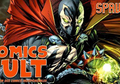 Spawn dans Comics Cult