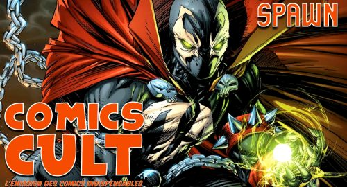 Spawn dans Comics Cult