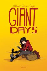 Giant Days tome 1 chez Akileos