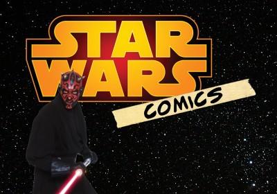 Dark Maul dans Star Wars Comics
