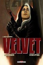 Velvet 2 Delcourt comics