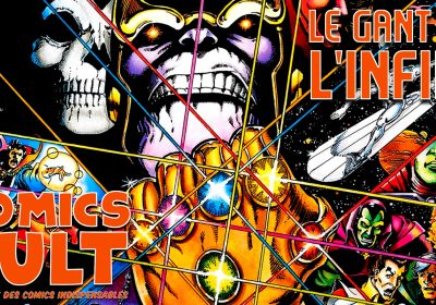 Comics Cult : Le Gant De L'Infini