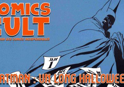 Comics Cult Un Long Halloween