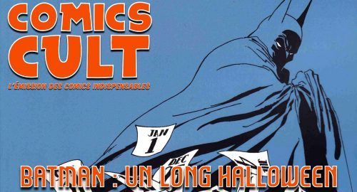 Comics Cult Un Long Halloween