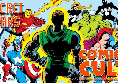 Secret Wars dans Comics Cult