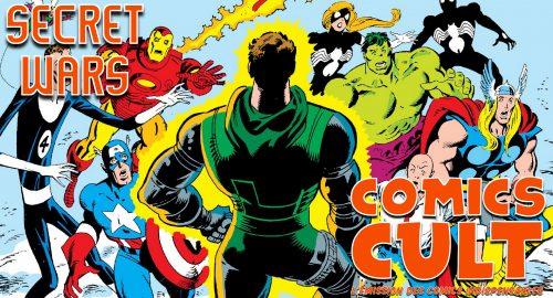 Secret Wars dans Comics Cult