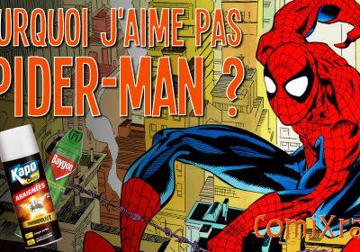Je n'aime pas Spider-Man