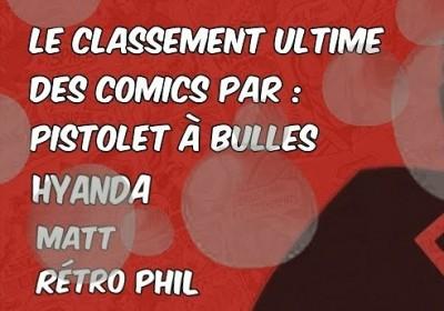 Top des Comics épisode 4