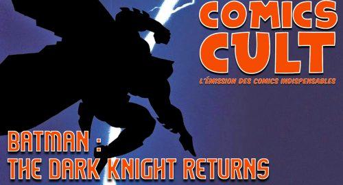 Batman TDKR dans Comics Cult