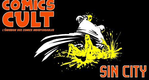 Sin City dans Comics Cult