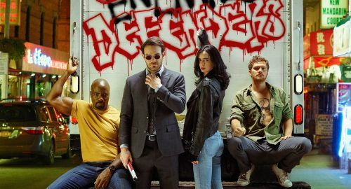 Netflix présente The Defenders de Marvel Comics