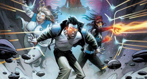 Intégrale Harbinger Bliss Comics