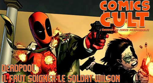 Comics Cult Deadpool