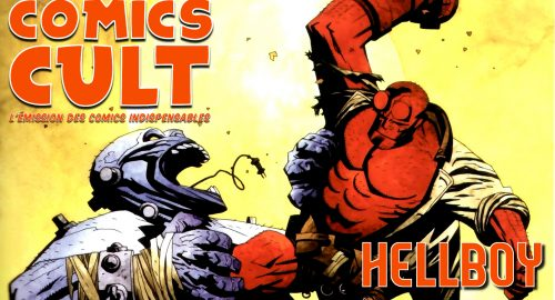 Comics Cult Hellboy