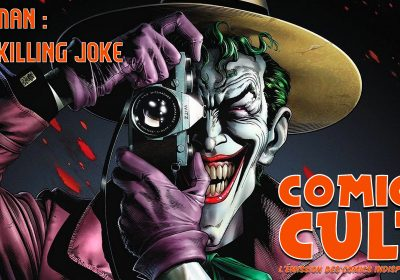 Comics Cult The Killing Joke