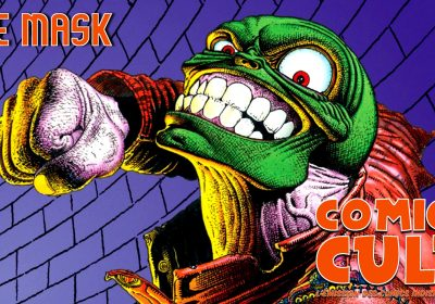 Comics Cult The Mask