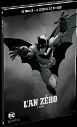 batnman an zero eaglemoss dc comics