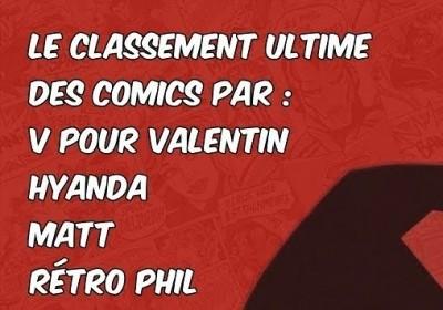 Le Top des Comics épisode 6