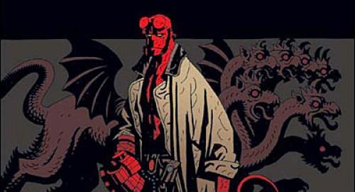Delcourt Hellboy tome 1