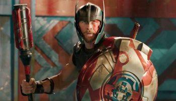 Thor dans l'arène