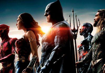 Justice League Warner Bros