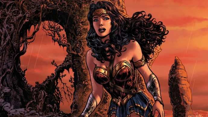 rebirth themyscira wonder woman