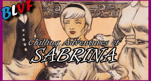 Before La VF : Sabrina