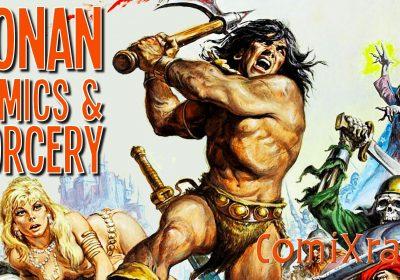 ComiXrays Conan Le Barbare
