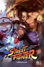 street fighter urban comics tome 1