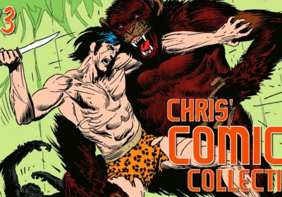 Chris' Comics Collection