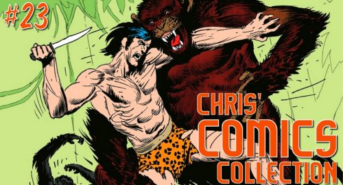 Chris' Comics Collection