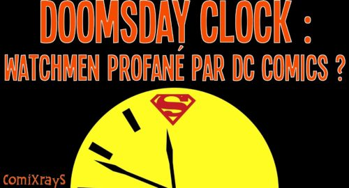 ComiXrayS : Doomsday Clock