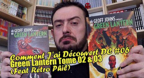 Comment J'ai Découvert DC #06 GJ Présente Green Lantern