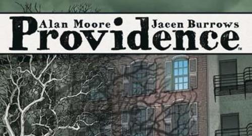 panini comics Providence tome1