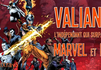 ComiXrayS Valiant