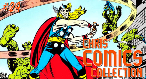 Chris Comics Collection Thor