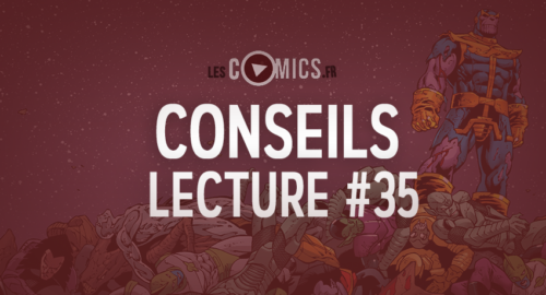 Conseils Lecture Comics 35